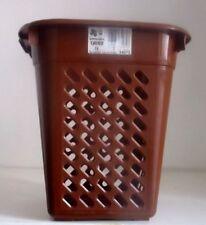 Cestino cesto pattumiera gettacarta plastica ufficio casa carta Dustbin marrone