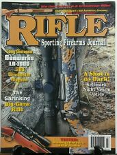 Rifle Sporting Firearms Journal July 2016 A Shot in the Dark FREE SHIPPING sb