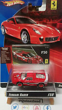 Hot Wheels Ferrari Racer F50 (CG15)