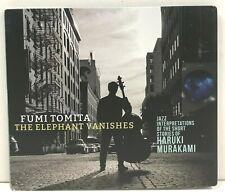 TOMITA,FUMI-THE ELEPHANT VANISHES 2019 CD JAZZ INTERPRETATIONS HARUKI MURAKAMI