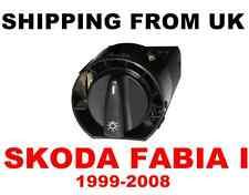 HEADLIGHT & FOG LIGHTS SWITCH CONTROL UNIT for SKODA FABIA MK1 I 1999-2008