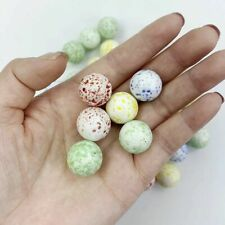 Decor Bouncing Ball 16mm Glass Ball Marble Balls Marbles Games Glass Marbles