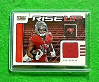 CHRIS GODWIN JERSEY SP PATCH RELIC TAMPA BAY BUCCANEERS 2020 SCORE FOOTBALL
