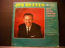 JIM REEVES: Have I Told You Lately That I Love You -LP- CAL 842