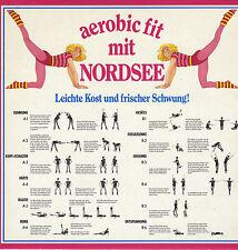 LP aerobic fit mit NORDSEE - Leichte Kost und frischer Schwung!