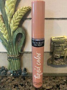 Victoria's Secret Lip Gloss Sultry Beige Nude Intense Liquid Color Vinyl Shine