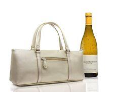 Wine Cooler Bag Purse Tote Bottle Liquor Secure Transport Hand Carrier Event