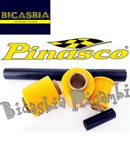 8926 - SILENT BLOCK PER CARTER MOTORE MASTER E SLAVE PINASCO VESPA PX 200