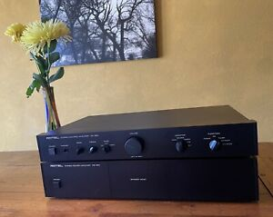 Beautiful ROTEL RB-850 Amp & RC-850 Preamp Combo ~ Fantastic LOOK & PERFORMANCE