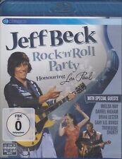 Jeff Beck / Rock 'N' Roll Party Honouring les Paul - Blu-ray (NEU! OVP)