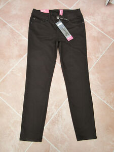 Yes Yes New Look -BNWT RRP £19.99 -Black Stretch Supersoft Skinny Jeans - sz 10S