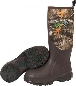 Muck Boots ACP Arctic Pro Men's Waterproof Insulated Boots RealTree Edge Size 14