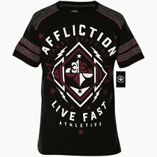 AFFLICTION XXXL PATH TO VICTORY T Shirt 3XL UFC SPORT DIVISION Tee