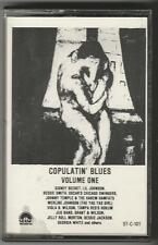 VARIOUS ~COPULATION BLUES VOL.1 STASH RECS ST-C-101 1976 CASSETTE/EXCELLENT