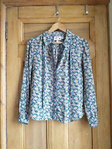 Floral Cath Kidston Shirt Size 10