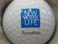 1 Ford Logo Golf Ball Life Insurance Ebay