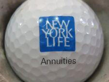(1) New York Life Annuities Logo Golf Ball