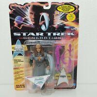 1994 Playmates Star Trek Generations B'etor Klingon Warrior Action Figure