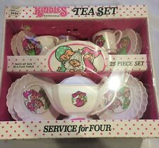 Ideal Design House Kindles RARE Toy Tea Set New In Box