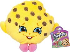 "Shopkins Kookie Cookie 6.5"" Plush Brand New With Tags"