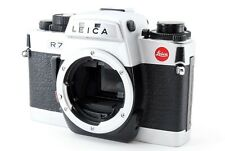 [Near Mint] Leica R7 35mm SLR Film Camera Chrome Body Only from Japan 619057