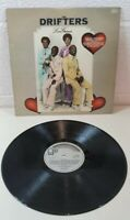 "The Drifters Love Games 12"" LP Vinyl Record 1975"