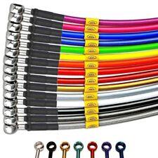 Suzuki GSXR750 2008 K8 HEL Stainless Brake lines / hoses Crossover set