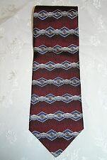 Gianfranco Ruffini Italy NEW with Tags 100% Silk Necktie Tie  Mans Neckwear