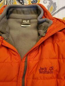 Jack Wolfskin Jacket Vest Sz Lg.