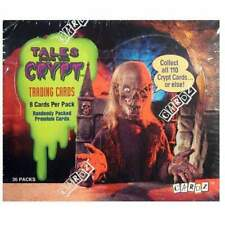1993 CARDZ TALES FROM THE CRYPT FOIL PACK