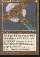 MTG Magic - Alliances  - Sceptre de Gustha -  Rare VF