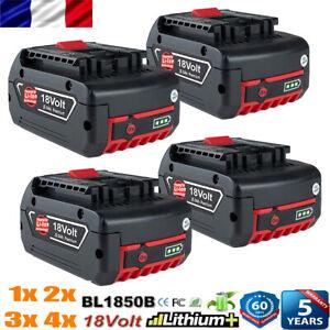 Batterie Bosch Professional 18V 5.0Ah GSR 18V-55 GSB 18V-21 GBA BAT620 BAT609 FR
