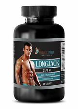 Male Enlargement - Testosterone Booster - LONGJACK - Male Enhancer - 60 Capsules