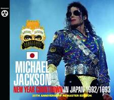MICHAEL JACKSON / NEW YEAR COUNTDOWN IN JAPAN 1992/1993 2CD(PRESS DISC) F/S