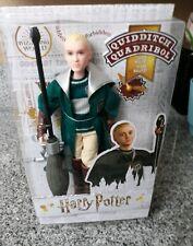 Harry Potter Wizarding World Draco Malfoy 11-Inch Doll [Quidditch Quadribol]~NEW