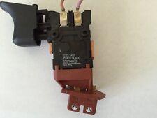 DeWalt 12V-14.4V DC,VSR Cordless Trigger Switch 2725.5408