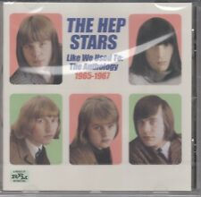 "The Hep Stars ""Abba"" - Like We Used to-the Anthology 1965-1967, CD Neu"