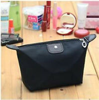 Women Travel Organizer Toiletry Accessory Cosmetic Pouch Holder Case Make Up Bag