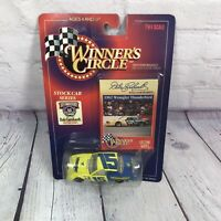 Dale Earnhardt Winners Circle 1998 Nascar 1:64 Car #15 Wrangler Lifetime Series