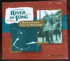 River of Song : A Musical Journey Down the Mississippi, 45 Page Booklet Various