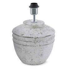 Eglo Dumphry 1 Lamp Base E27 1X60W Vintage Ceramic Grey IP20 220-240V 50/60Hz