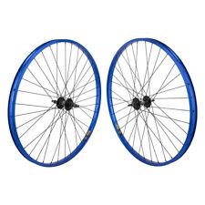 Wheelset pair 29er 622X22 Sun Rhyno Lite Blue  36h  Mx4000 Fw 1Sp Ff 3/8