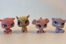Bratz Petz Lot Of 4 Babies Horse Bear Cat Squirrel ?? Koala?