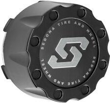 Sedona CP-A8-110B-S Wheel Cap Black Black Black/Black Center Cap 570-0003