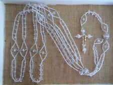Wedding lasso crystal Lazo Boda en crystal