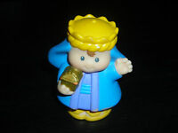 FISHER PRICE LITTLE PEOPLE NATIVITY MANGER THREE KINGS WISE MAN