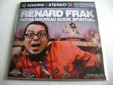 Renard Frak - CD Votre nouveau guide spirituel - 11 Titres - Card Sleeve - Mint