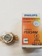 Philips Hypervision 12276 C1 PSX24W Front Fog Car Light Bulb Lamp 12V 24W PG20/7