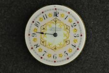 "VINTAGE 6 SIZE ""J"" WALTHAM O.F. POCKET WATCH MOVEMENT - RUNNING"