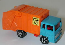 Matchbox Lesney Superfast No. 36 Refuse Truck